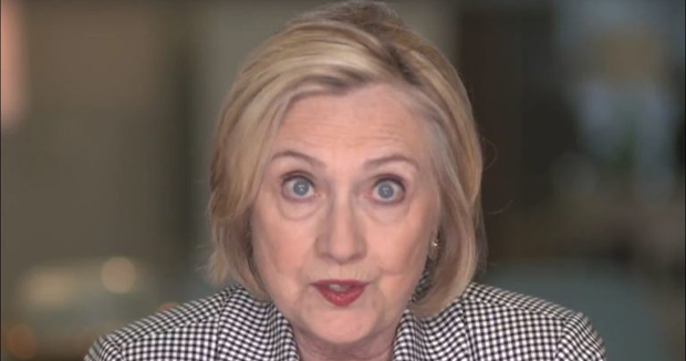 Hillary Drops Another Hint She's Planning to Run For President Again