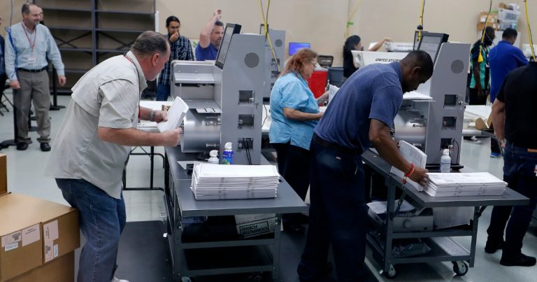 Federal Prosecutors Called in After FL Democrats Caught Altering Election Documents
