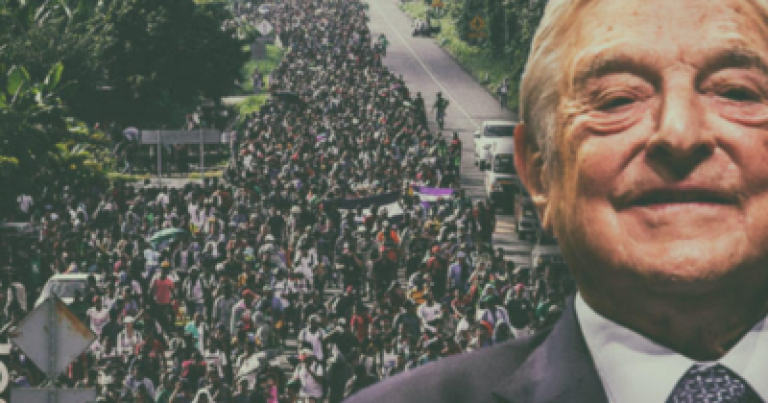George Soros Partners With #MASTERCARD To Hand Out Money To Migrants
