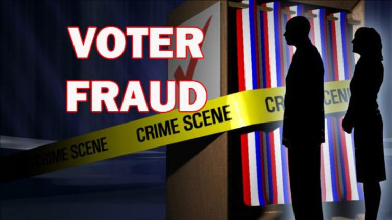 Blatant Voter Fraud In Plain Sight In 2018 Mid-Term Elections