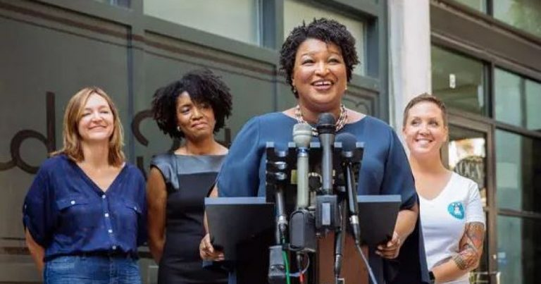Georgia Election Fraud: With Stacey Abrams' Sister Presiding Over Campaign Lawsuits, This Can't End Well