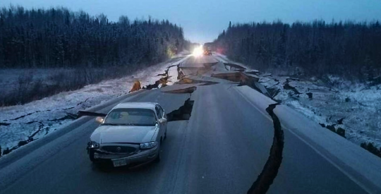 Anchorage, Alaska Is Devastated By A Giant 7.0 Earthquake – Is The West Coast Next?