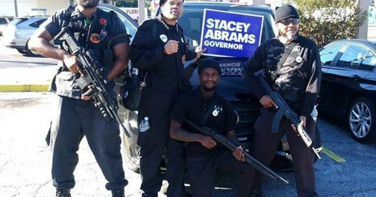 Armed Black Panthers Stumping for Stacey Abrams? Cyber Crimes? What's Happening in Georgia?