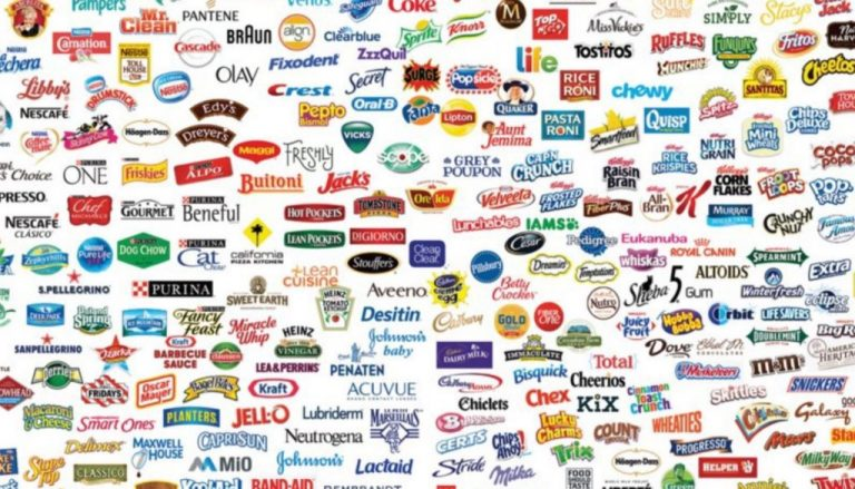 These 11 Companies Control Everything You Buy