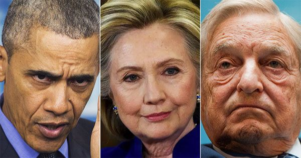 New Federal Documents Confirm More State Dept Ties To George Soros