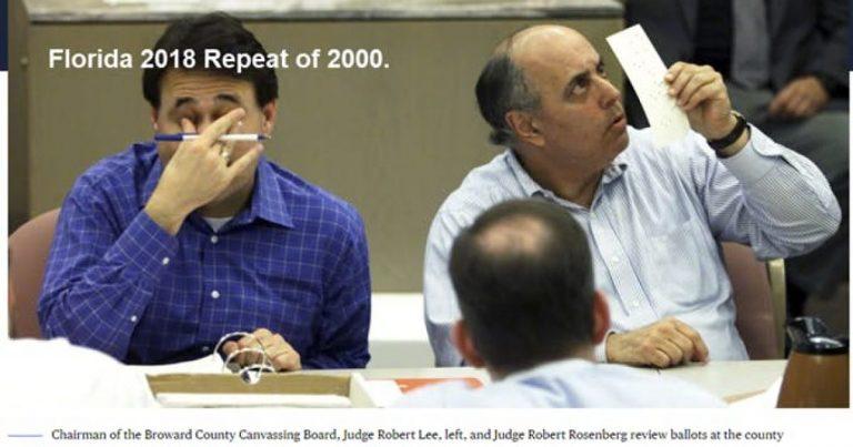 Ground Zero For Political Corruption: Florida