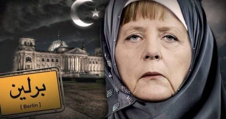 "Angela Merkel: ""Nations Must Be Ready To Give Up Sovereignty"""