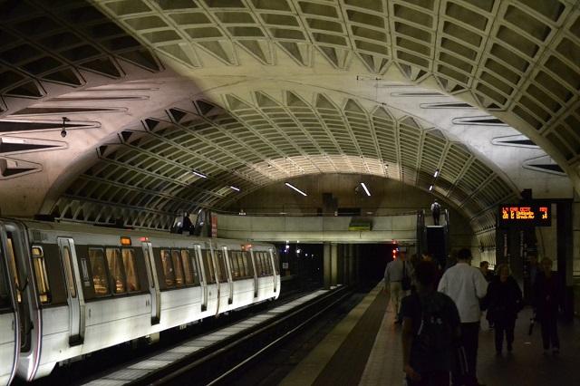 DC City Council Passes Bill to Decriminalize Fare Evasion, Cites 'Racism'