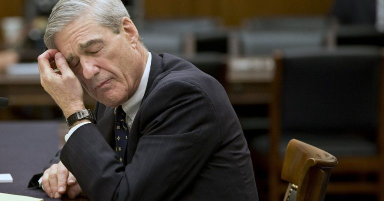 Minority Report: Robert Mueller's FBI Admitted They Arrested Veteran For What They Claim He Was Thinking
