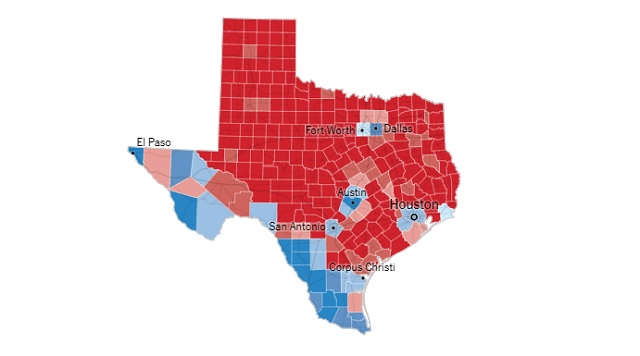 Dallas Morning News: 'Latinos Could Turn Texas Blue in 2020 If Enthusiasm Holds'