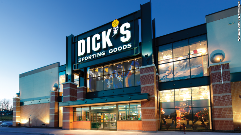 Dick's Sales Continue To Plummet As Company Promotes Anti-Gun Message