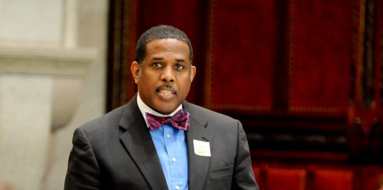 NY Dem state Senator Kevin Parker tells GOP aide to 'kill yourself' on Twitter