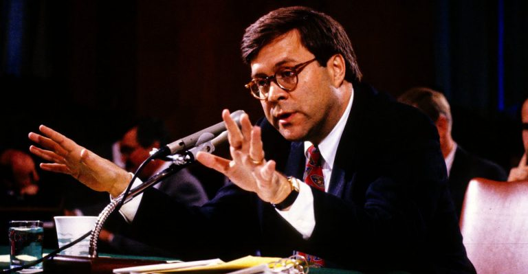6 Things to Know About AG Nominee William Barr