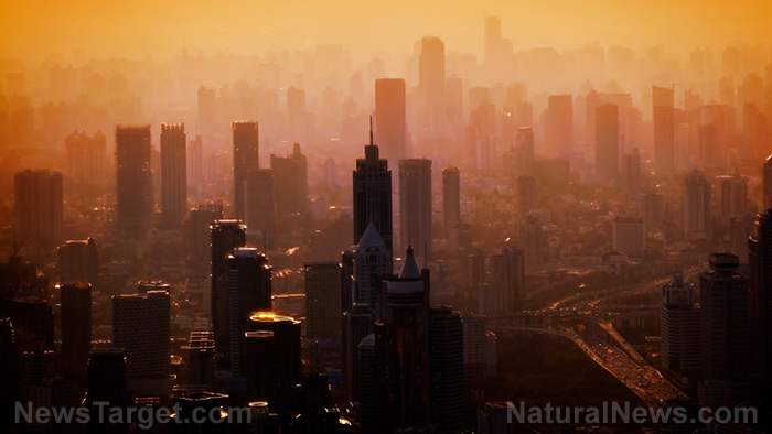 """TERRAFORMING has begun: """"Global dimming"""" is a plot to EXTERMINATE humanity by terraforming the atmosphere with SMOG pollution, killing Earth's food crops and unleashing ecological collapse"""