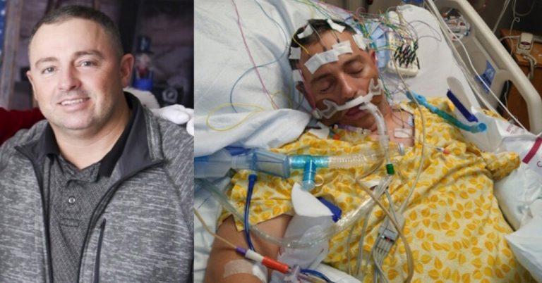 Las Vegas: Flu shot lands man in hospital, unable to speak, walk, see or even BREATHE