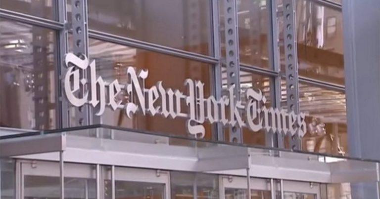 2nd Amendment Under Attack: NY Times Tells Big Banks to Blacklist Gun Purchasers