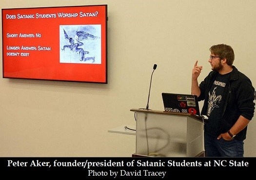 Satanism comes to North Carolina State University as a student club