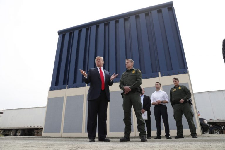 Dems Hate The Wall Because Trump Loves It