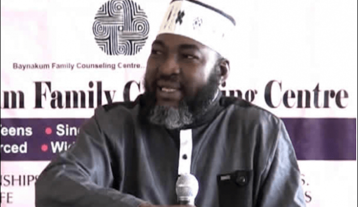 Muslim cleric: Your husband is meant to be shared with other women
