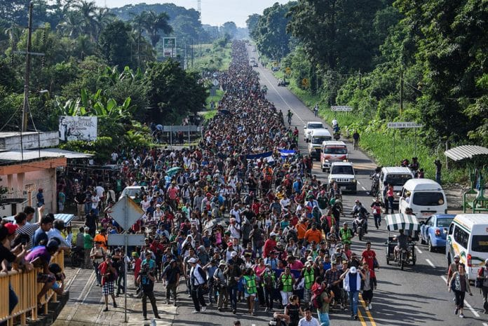 Caravan of Immigrants: New World Order Chickens Coming Home to Roost