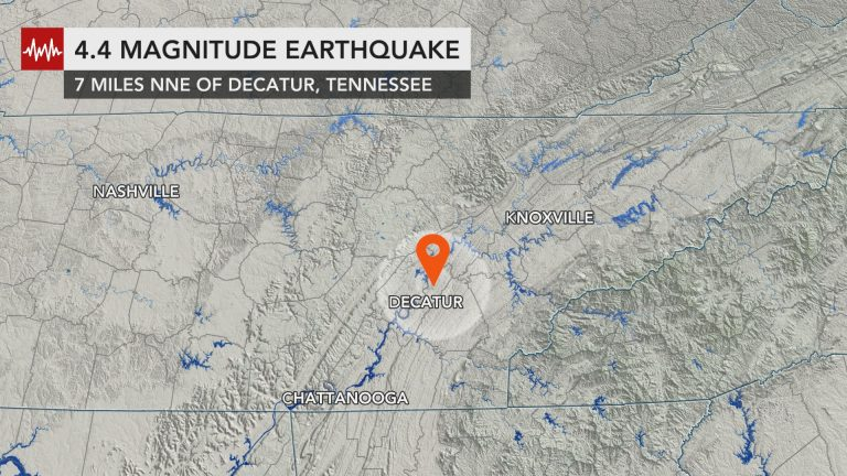 """The Largest Earthquake In 45 Years Hits Tennessee – Is The """"Deep Underground Scar"""" In The Center Of The United States Awakening?"""