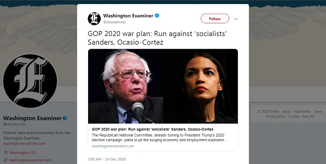 GOP War Plan for 2020: Lose The Election