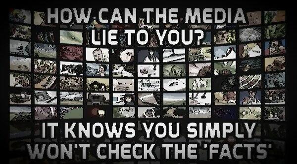 MSM Corruption: Pernicious Slant of The Truth