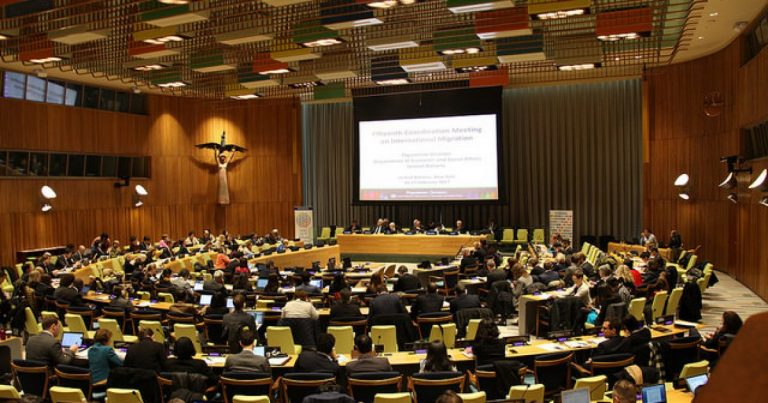 UN Intergovernmental Conference On Migration Could End National Sovereignty