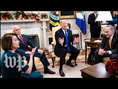Video: The Oval Office Shouting Match That Could Change Everything