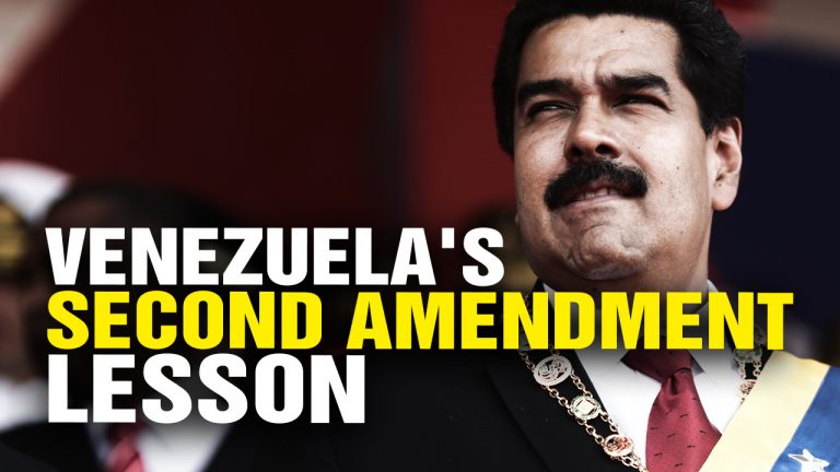 Venezuela's 2A Lesson: Crisis Could Have Been Prevented If the People Hadn't Surrendered Their Guns