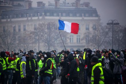 Rush: Angry French Rioters Shout 'we want Trump'