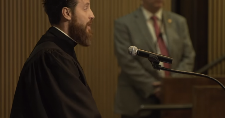 Pastor Confronts Phoenix City Council For Failing To Uphold Arizona Law On Abortion: 'This is Happening On Your Watch'