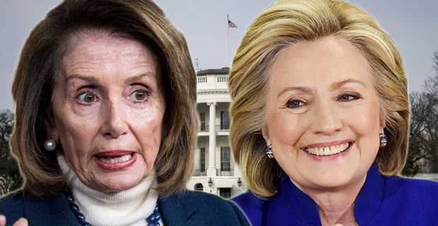 Roger Stone Warning: Deep State Coup in Play to Install Pelosi First, Then Hillary Clinton as President