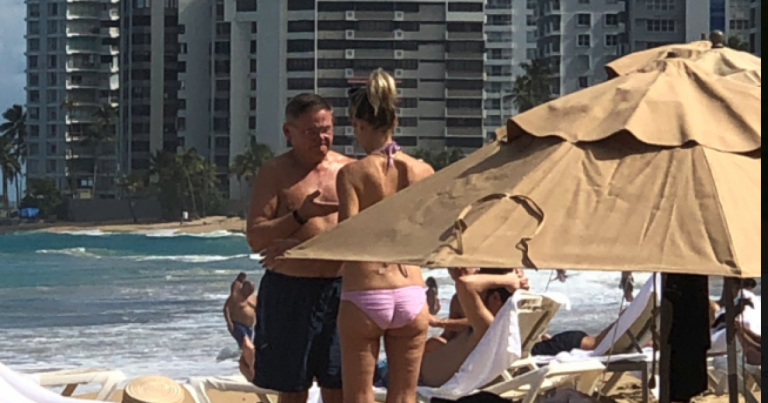 As Shutdown Continues… 30 Irresponsible Democrats Caught Partying In Puerto Rico