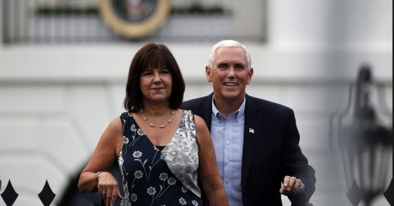 "Should Karen Pence Resign From ""Anti-Gay"" School?"