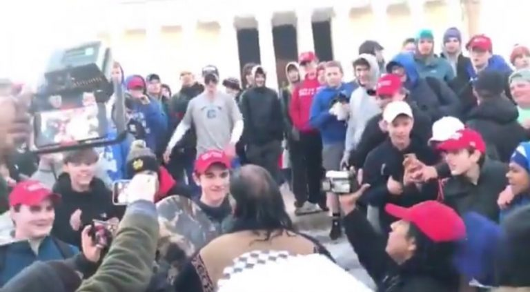 Fake news smears against Covington students prove leftist media is deliberately inciting mob violence against whites