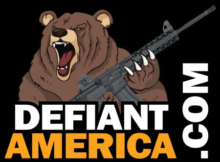 DefiantAmerica.com Logo