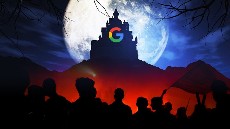 Google is the ENEMY of humanity and must be destroyed, or human freedom dies forever