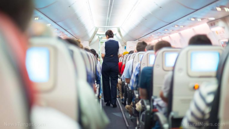 Flight attendant warns: Avoid drinking the coffee on airplanes… the water may be contaminated