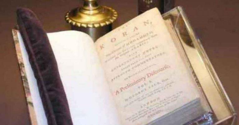 Why Did Thomas Jefferson Own a Koran?