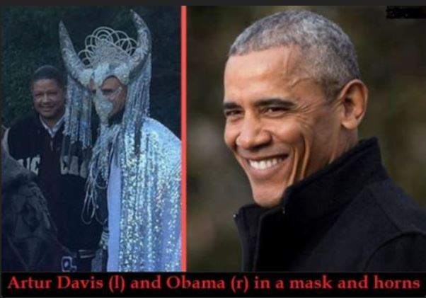 Prominent Democrats dress up as the Devil