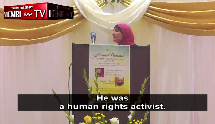 Linda Sarsour: Muhammad Was A Human Rights Activist