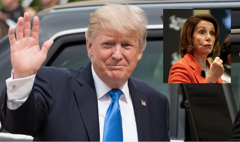 Trump outmaneuvers Pelosi: 'I'm giving my SOTU in the House'