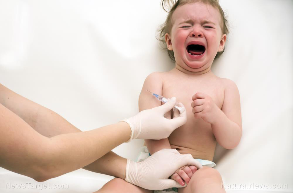 Leaked internal documents show 36 babies died after receiving this vaccine – DC Clothesline