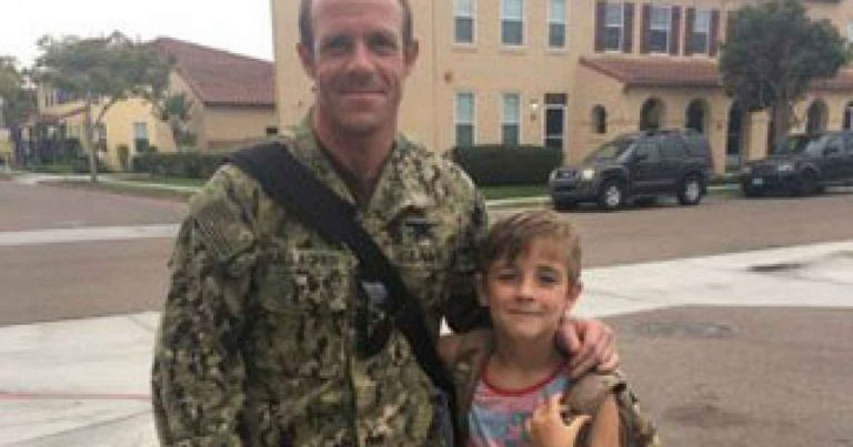 Navy's Top SEAL Chief Faces Court Martial, Possible Life in Prison For Killing ISIS Terrorist