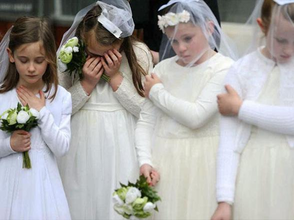 "US Government Approved Thousands Of Child Bride Requests: ""Middle Easterners Had Highest Percentage Of Approved Petitions"""