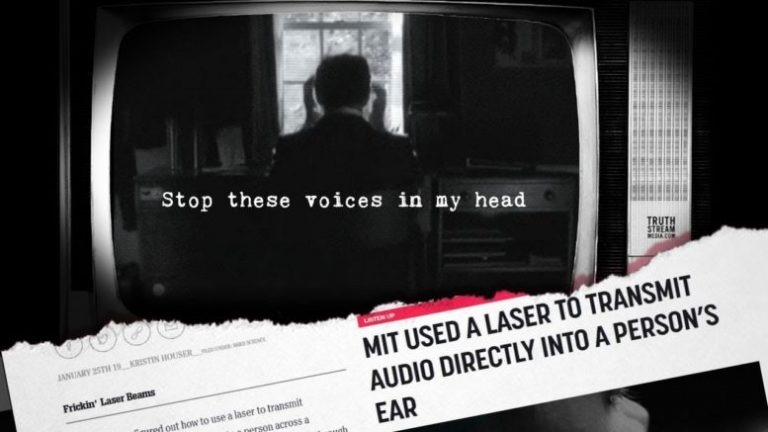"""Conspircacy No More — """"New"""" Technology Can Beam Voices Directly Into Your Head"""