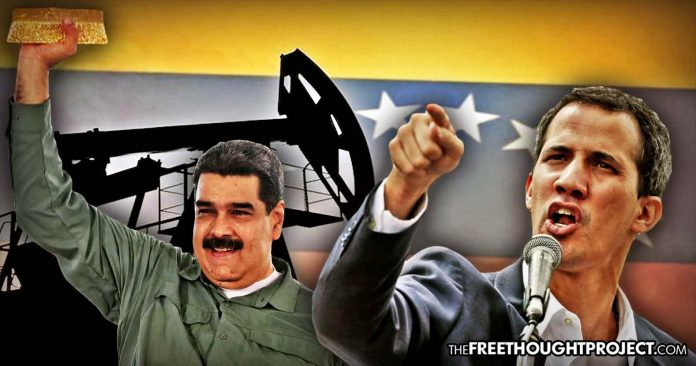 Coincidence? Venezuela Green Lights Russia to Mine Gold, Days Later US Attempts Overthrow
