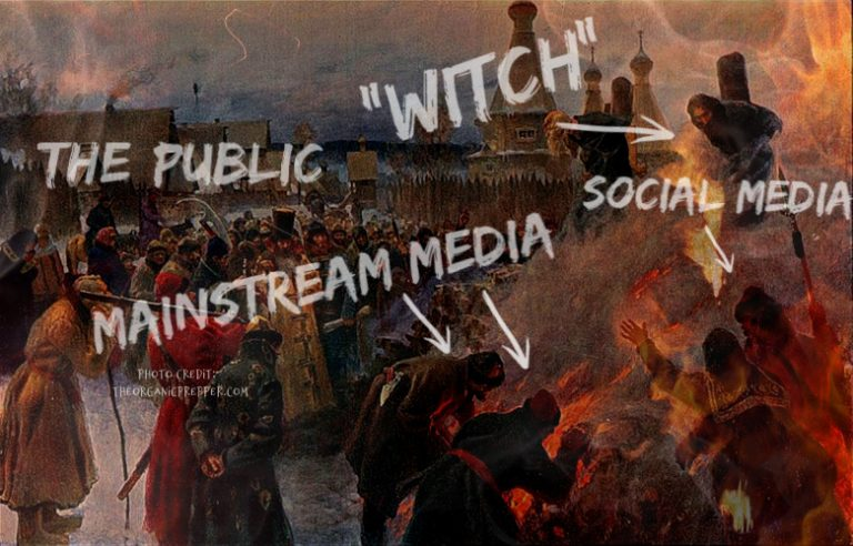 The Shocking Anatomy of an Internet Witch Hunt
