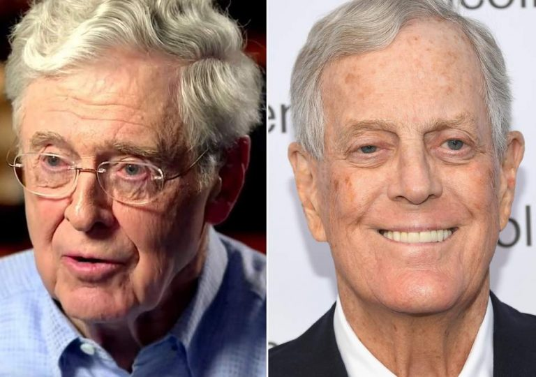 Globalist Koch Bros Show True Colors, Abandon Trump For Democrats In 2020